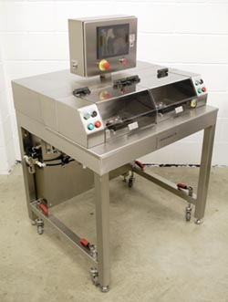 Medical Device End of Line Tester with Dual Channel Tester