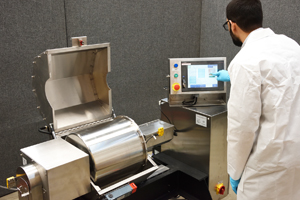 Innomech delivers for Aston Particle Technologies