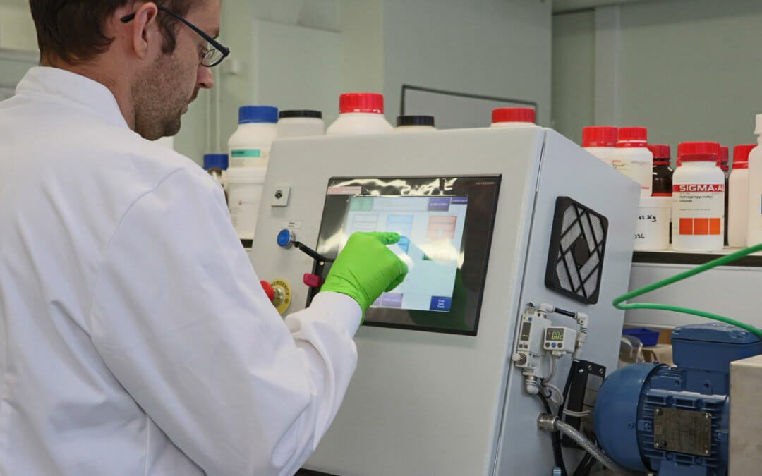 Aston Particle Technologies boosts its R&D resources with new benchtop systems